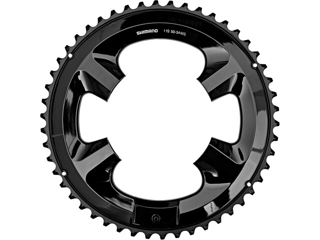 Shimano FC-RS510 Chainring 11-speed MS, black